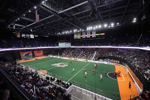 Mohegan Sun Arena - Black Wolves